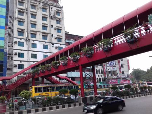 Hotel The Dhaka Today Cover Picture