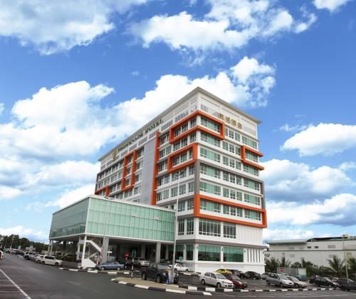 Promenade Hotel Bintulu Cover Picture
