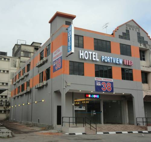 Portview Hotel Cover Picture