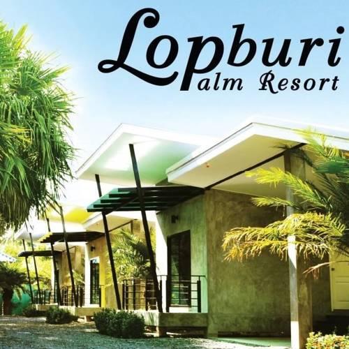 Lopburi Palm Resort Cover Picture