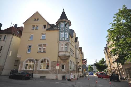 Brita Hotel Stuttgart Cover Picture