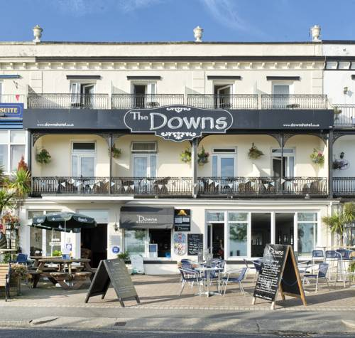 The Downs, Babbacombe Cover Picture
