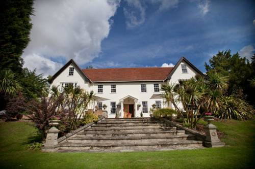 Sturmer Hall Hotel and Conference Centre Cover Picture
