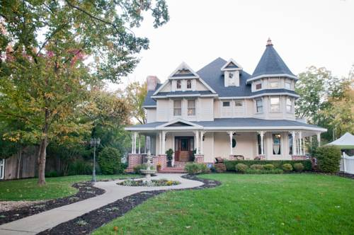 The Victoria Bed & Breakfast Cover Picture