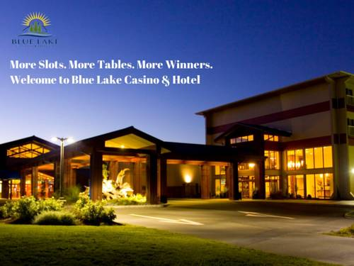 Blue Lake Casino and Hotel Cover Picture