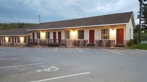 Clark's Beach Motel Cover Picture