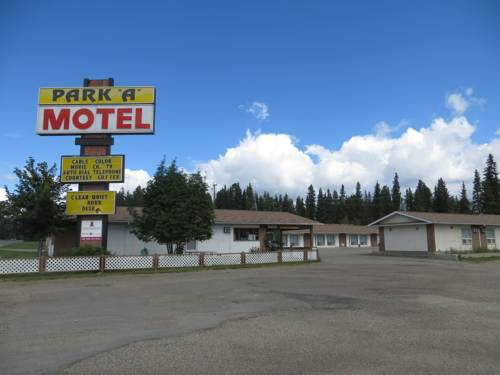 Park A Motel Cover Picture