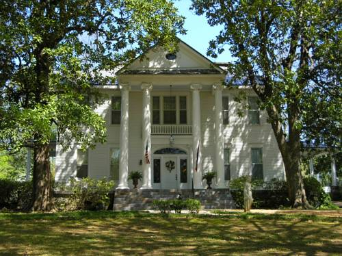 Magnolia Grove Bed and Breakfast Cover Picture
