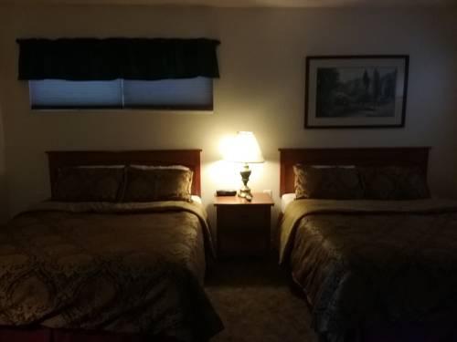 Cedar Lodge Cover Picture