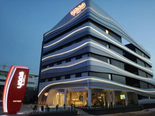 Yaas Hotel Dakar Almadies Cover Picture