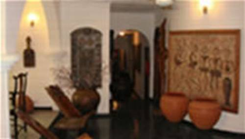 African Garden Lodge Cover Picture