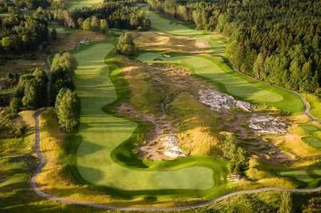 Bro Hof Slott Golf Club - The Castle Course Cover Picture