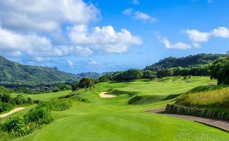 Royal Hawaiian Golf Club Cover Picture