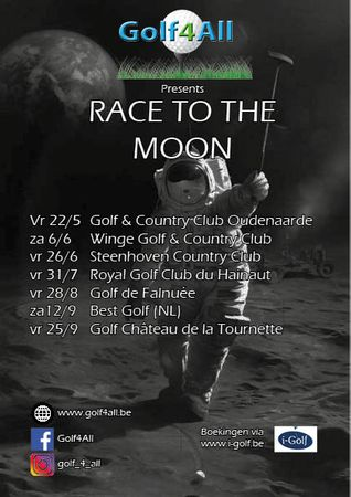 Race to the Moon Cover