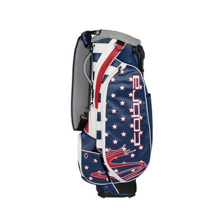 GolfBag Pars & Stripes Tour Stand Bag Cobra Golf Picture