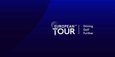 European Tour Cover Picture