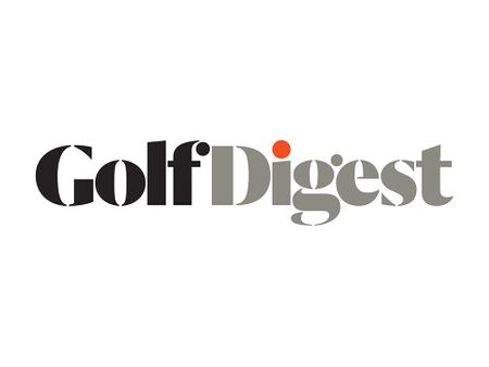 Golf Digest Cover Picture