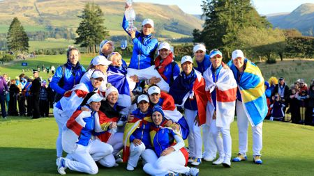 Solheim Cup Cover Picture