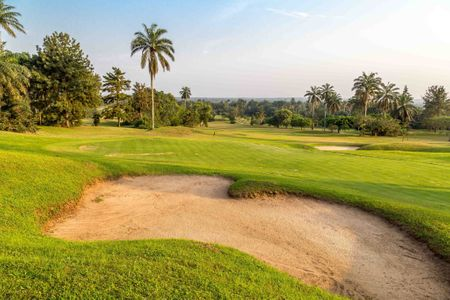 Ibom Hotel and Golf Resort Cover