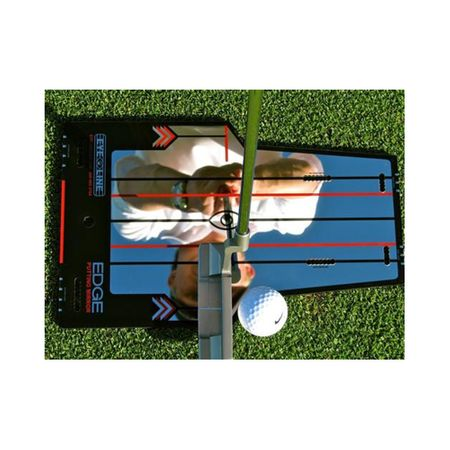 Putter Edge Putting Mirror Eyeline Golf Picture