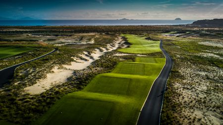 KN Golf Links Cam Ranh - Links Course Cover Picture