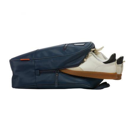 TravelGear Shoe Bag - Navy Stitch Golf Picture