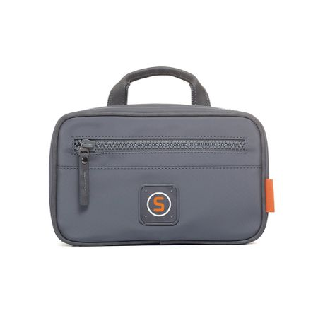 TravelGear Dopp Kit - Grey Stitch Golf Picture