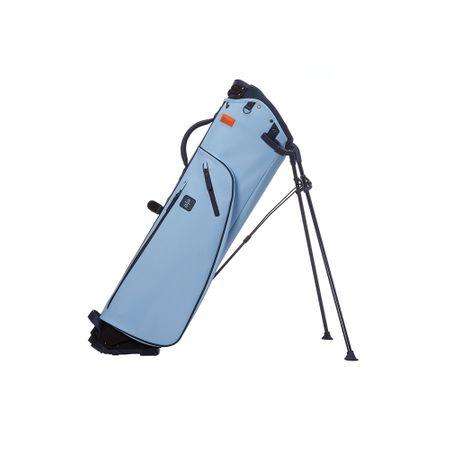 GolfBag SL2 Fashion - Light Blue Stitch Golf Picture