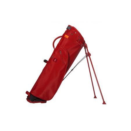 GolfBag SL2 Solid - Red Stitch Golf Picture