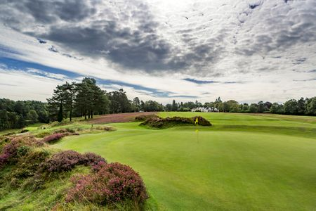 Hindhead Golf Club Cover Picture