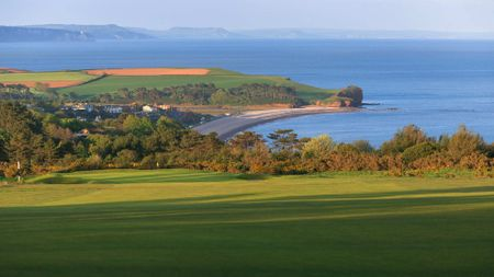 East Devon Golf Club Cover Picture
