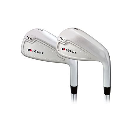 Irons EQ1-NX Single Length Wishon Golf Picture