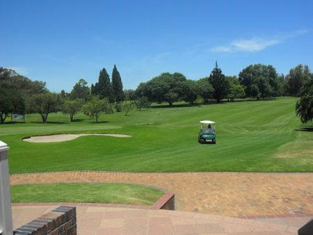 Chapman Golf Club Cover Picture