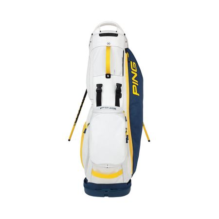 GolfBag Hoofer Lite - Navy/White/Yellow Ping Golf Picture