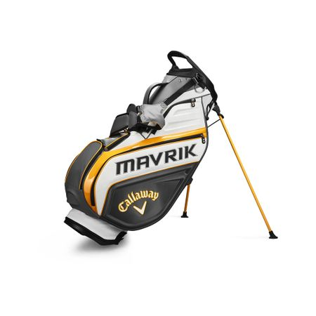 GolfBag MAVRIK Staff Single Strap Stand Bag Callaway Golf Picture