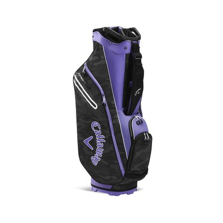 GolfBag Org 7 Cart Bag - Lilac Callaway Golf Picture