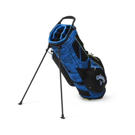 GolfBag Fairway 14 Double Strap Stand Bag - Royal Camo Callaway Golf Picture