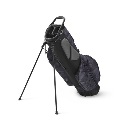 GolfBag Fairway C Single Strap Stand Bag - Black Camo Callaway Golf Picture