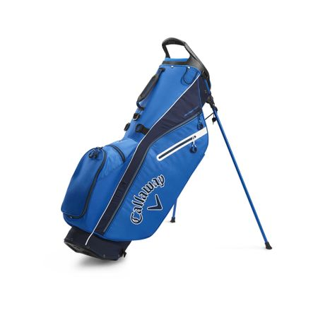 GolfBag Fairway C Single Strap Stand Bag - Royal/Navy Callaway Golf Picture