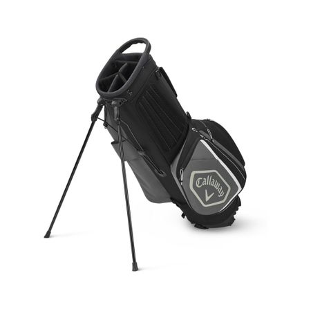 GolfBag Chev Stand Bag - Black/Charcoal Callaway Golf Picture