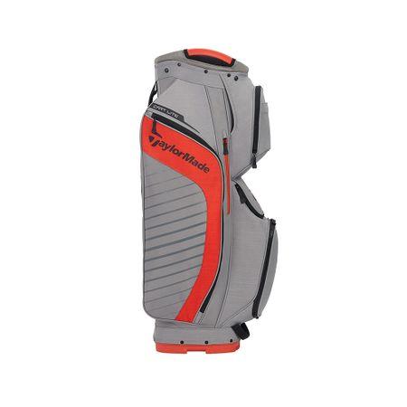 GolfBag Cart Lite Bag - Grey/Blood Orange TaylorMade Golf Picture
