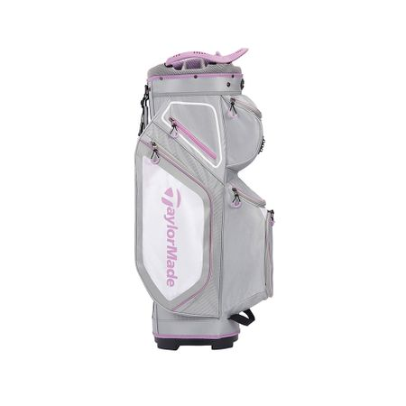 GolfBag Pro Cart 8.0 - Grey/Purple TaylorMade Golf Picture