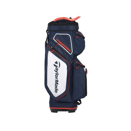 GolfBag Pro Cart 8.0 - Navy/Right/Red TaylorMade Golf Picture