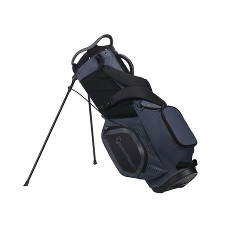 GolfBag Pro Stand 8.0 - Charcoal/Black TaylorMade Golf Picture