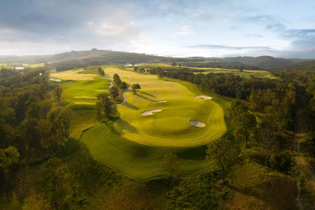 Big Cedar Lodge - Payne's Valley Golf Course Cover
