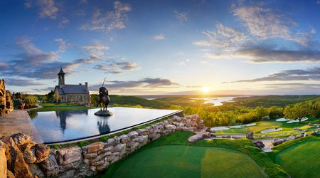 Big Cedar Lodge - Top of The Rock Golf Course Cover Picture