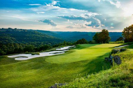 Big Cedar Lodge - Buffalo Ridge Golf Course Cover Picture