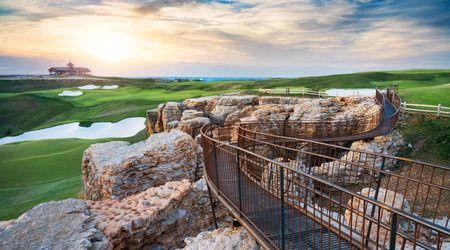 Big Cedar Lodge - Mountain Top Golf Course Cover Picture