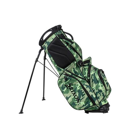 GolfBag Z Stand Bag - Bright Green Camouflage Srixon Golf Picture