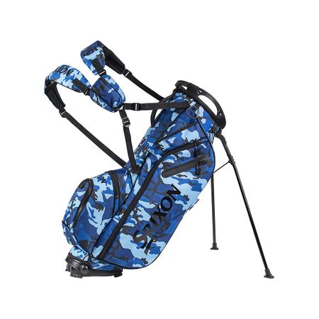GolfBag Z Stand Bag - Blue Camouflage Srixon Golf Picture